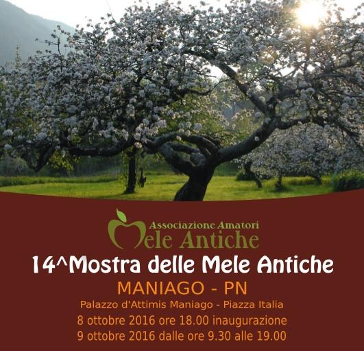 14^ Mostra Itinerante delle Mele Antiche